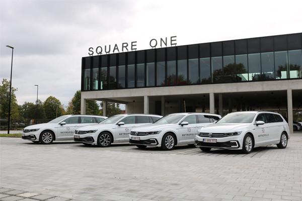 Hybride bedrijfswagens