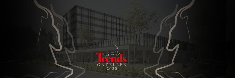Nominatie Trends Gazellen Netropolix