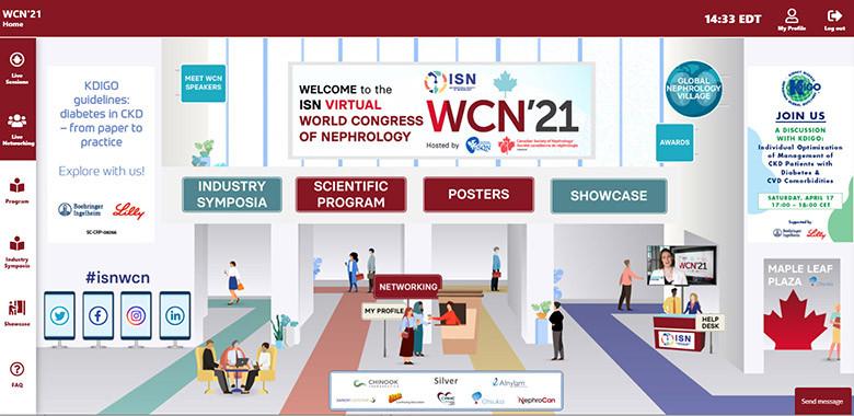 WCN congres