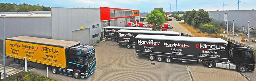 Narviflex vrachtwagensklein