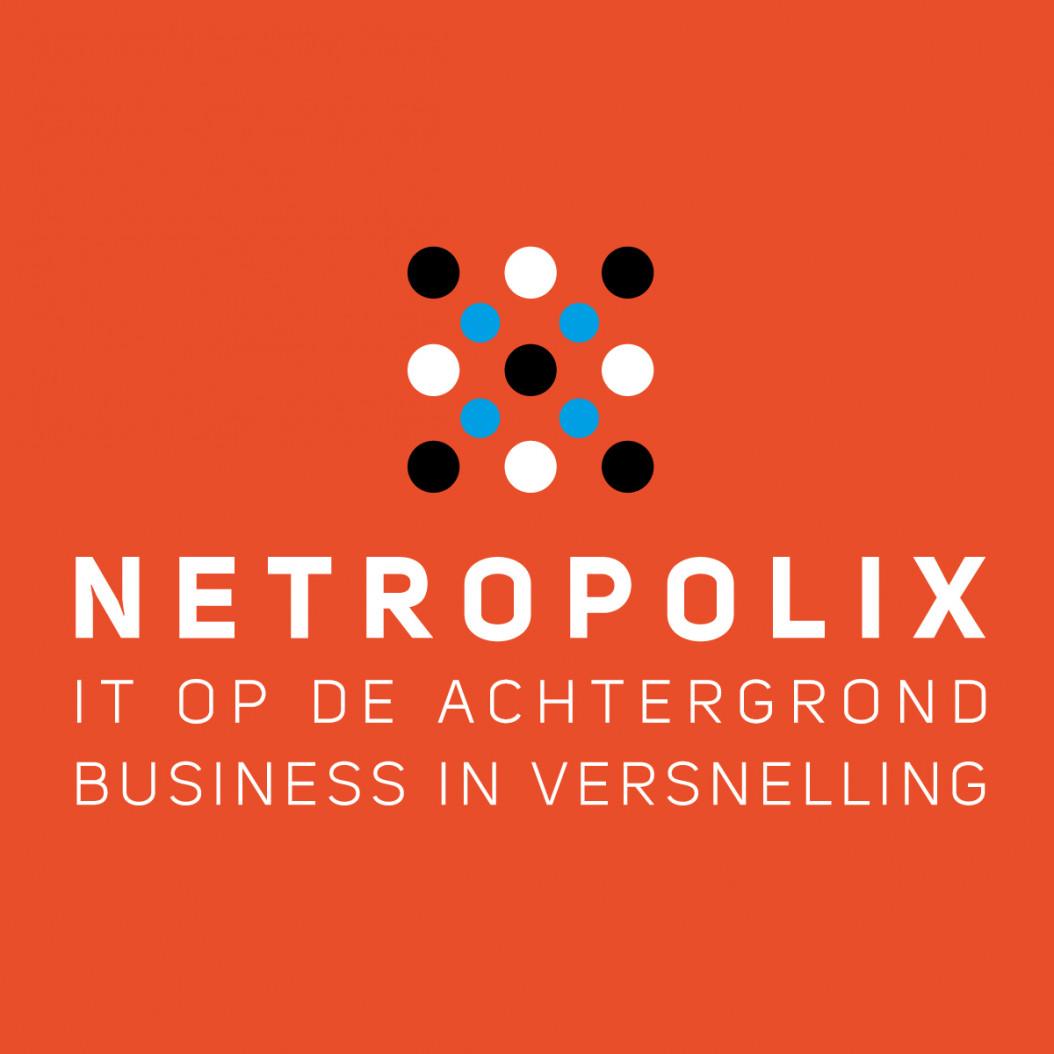 Logo Netropolix square