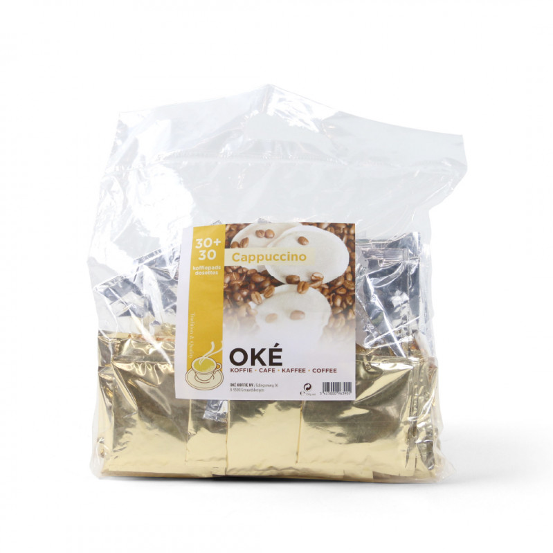 Okekoffie_senseo_cappuccino_2x30