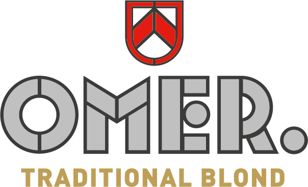 OMER. Traditional Blond - Logo