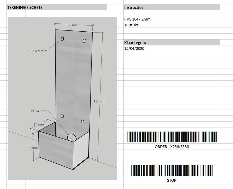 Werkinstructies_Excel