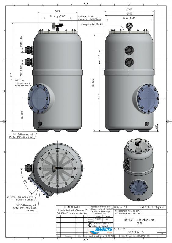 70950002-20_BÜHNE-Filterbehälter-D500