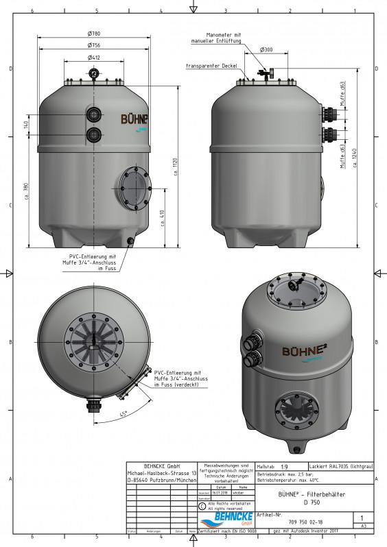 70975002-18_BÜHNE-Filterbehälter-D750-mit-Innenverrohrung
