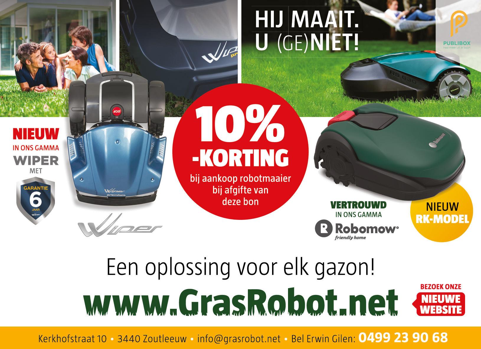 GRASROBOT.NET