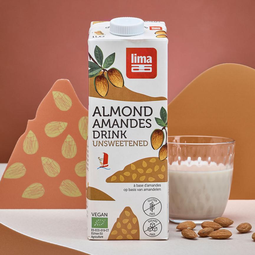 Almond unsweetened