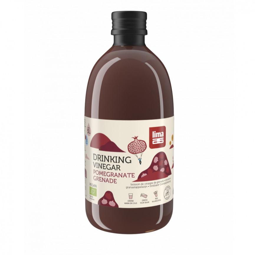 Drinking vinegar granaatappel