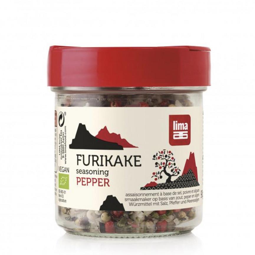 Furikake pepper