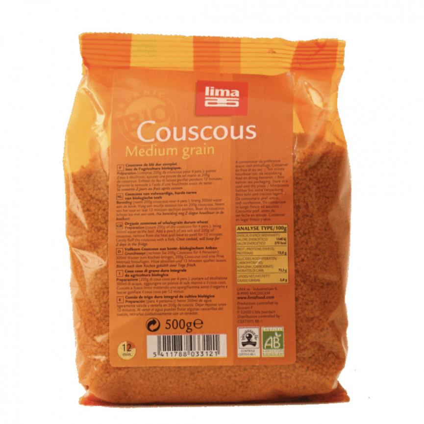 Graan couscous