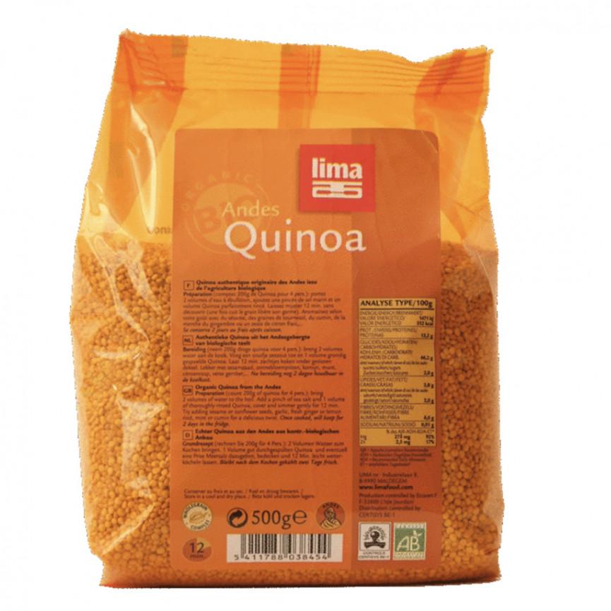 Graan quinoa