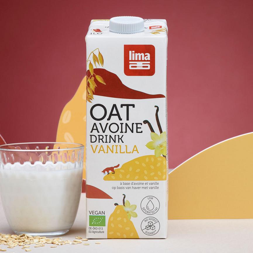 Oatdrink vanille