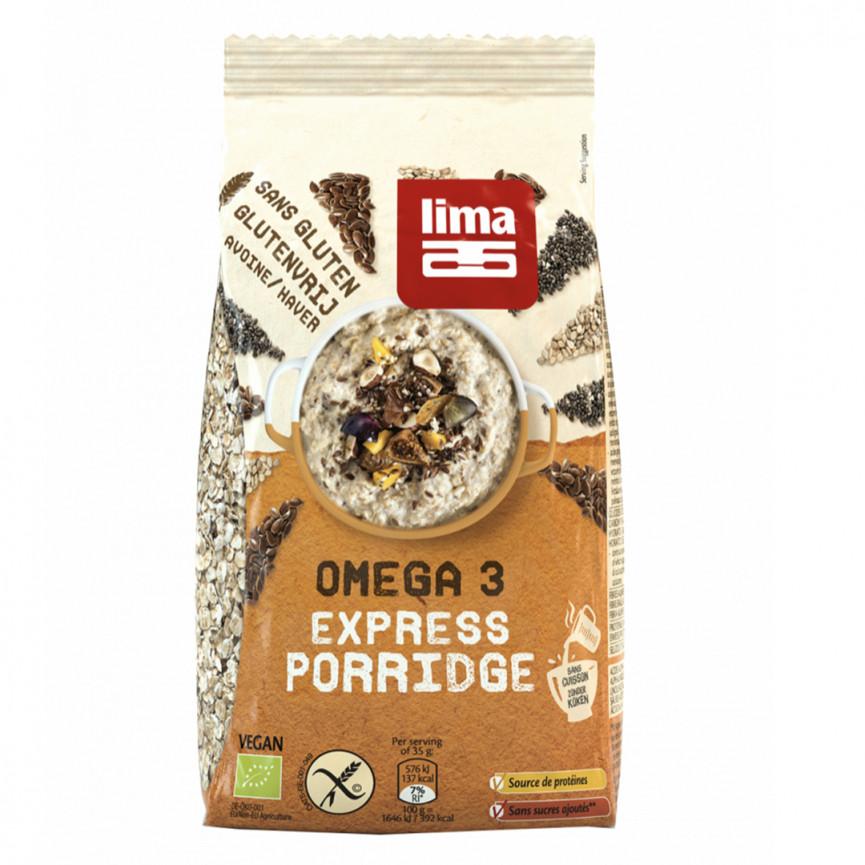 Porridge omega 3