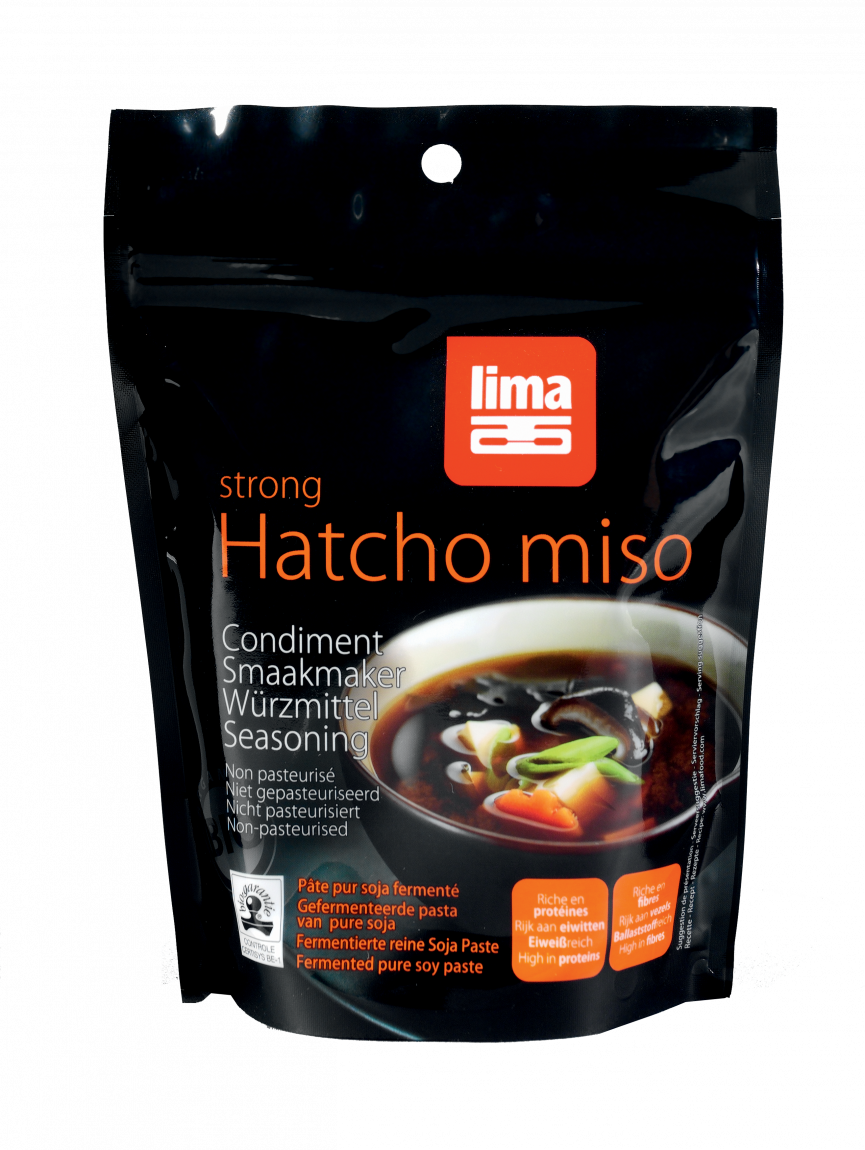 Strong hatcho miso