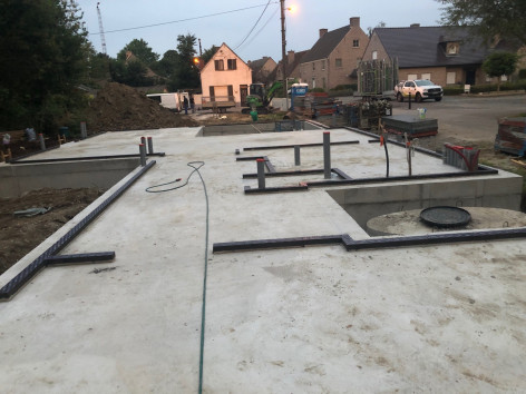 A2 Nieuwbouw Quicksteel Paros Gavere