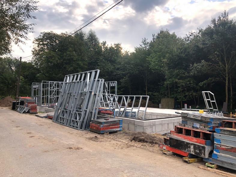 A4 Nieuwbouw Quicksteel Paros Gavere