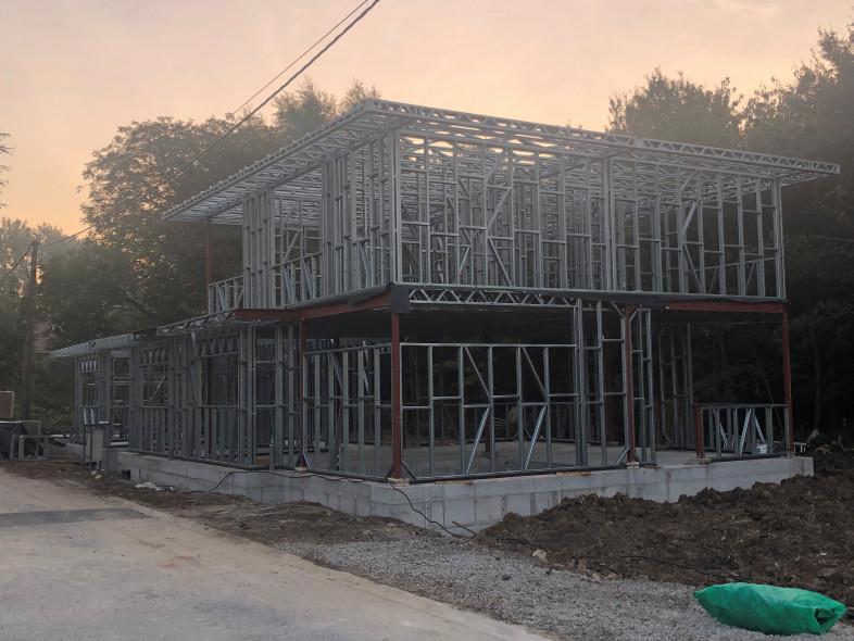 A5 Nieuwbouw Quicksteel Paros Gavere