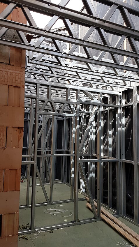 Inbreiding Gent steelframe 10