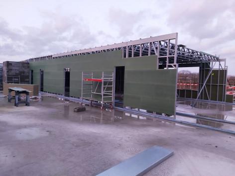 8 Bustin-Waver optopping industriegebouw