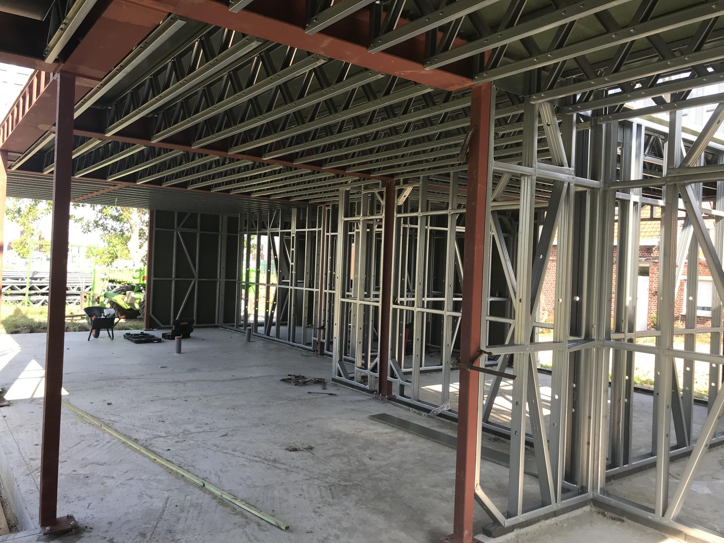 A2 Nieuwbouw Quicksteel Lendelede