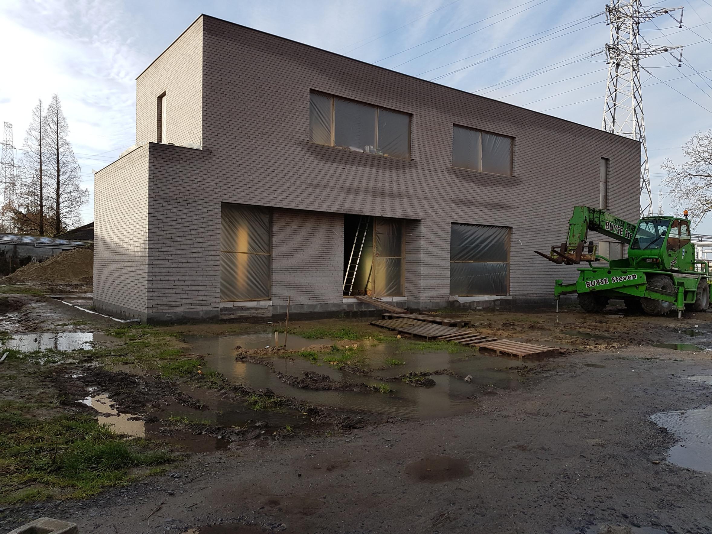 B Nieuwbouw Quicksteel Lendelede