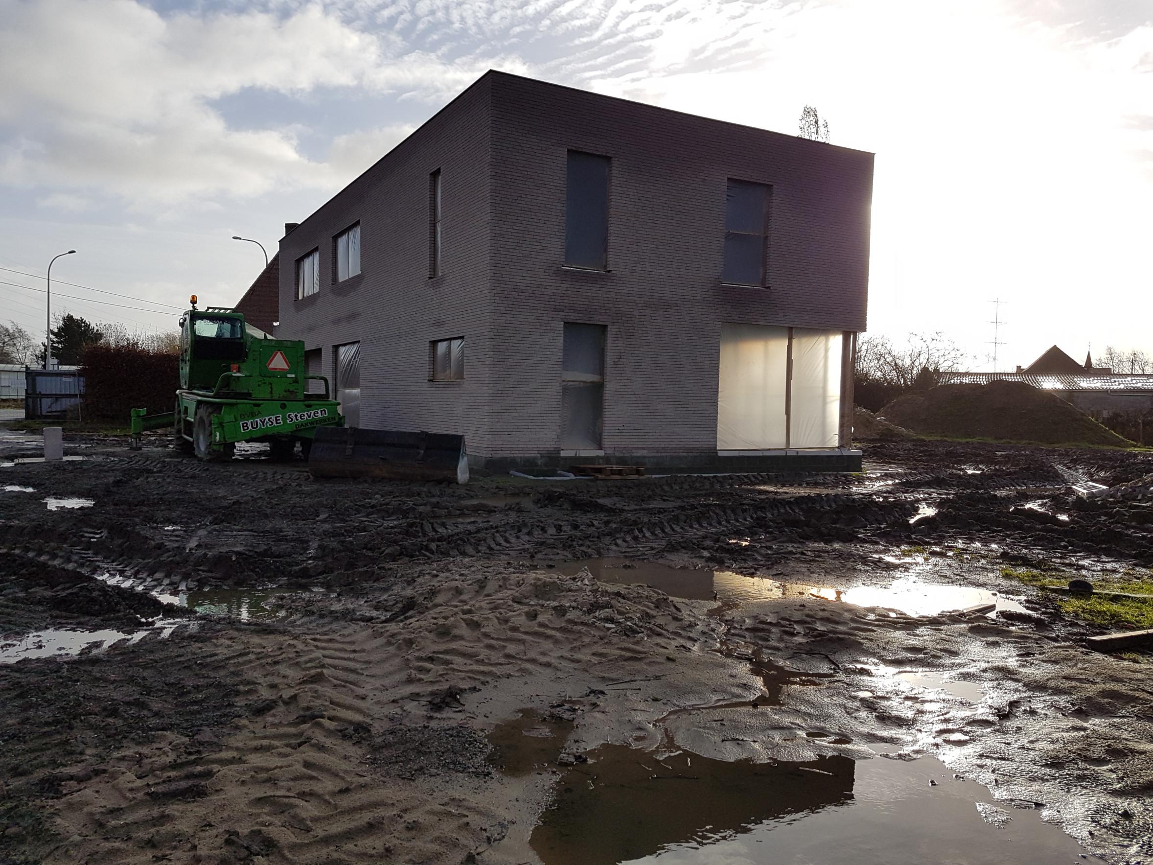B1 Nieuwbouw Quicksteel Lendelede