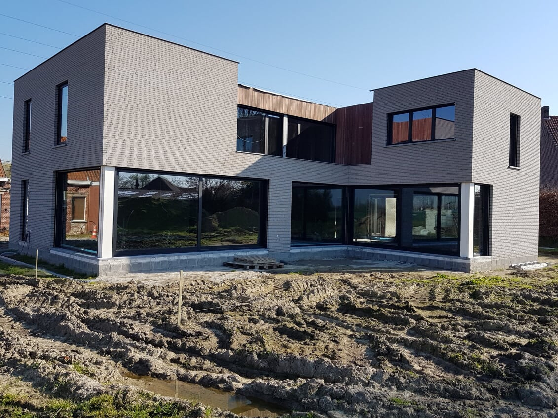 B4 Nieuwbouw Quicksteel Lendelede