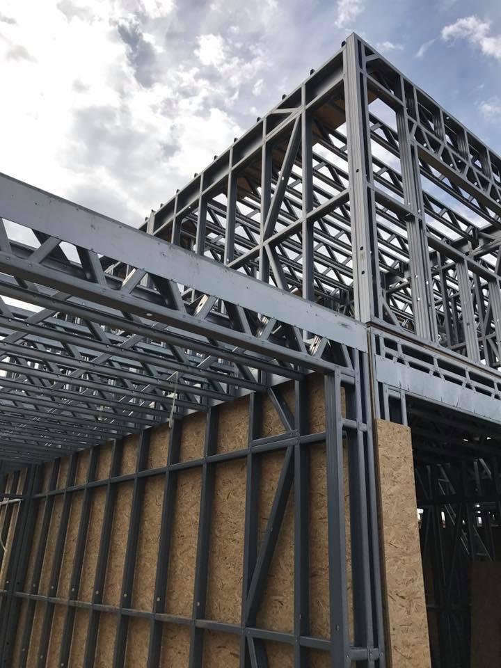 A2 Dartagnan koppelwoning steelframe