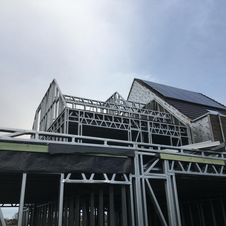 B1 Nieuwbouw Gistel QUicksteel