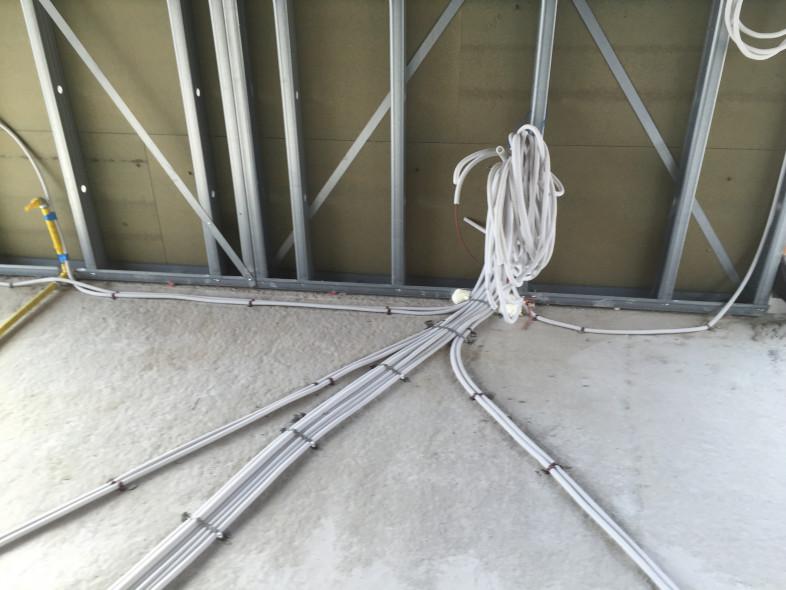 Nieuwbouw Dewicke Steelframe technieken