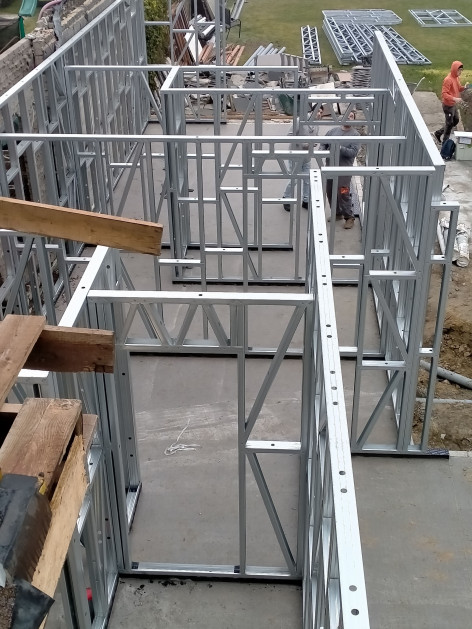 A5 Dewulf-Gullegem opbouw steelfrrame