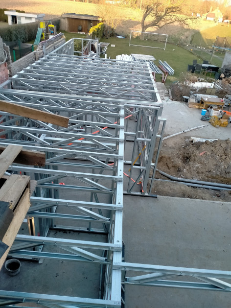 A6 Dewulf-Gullegem opbouw quicksteel steelframe