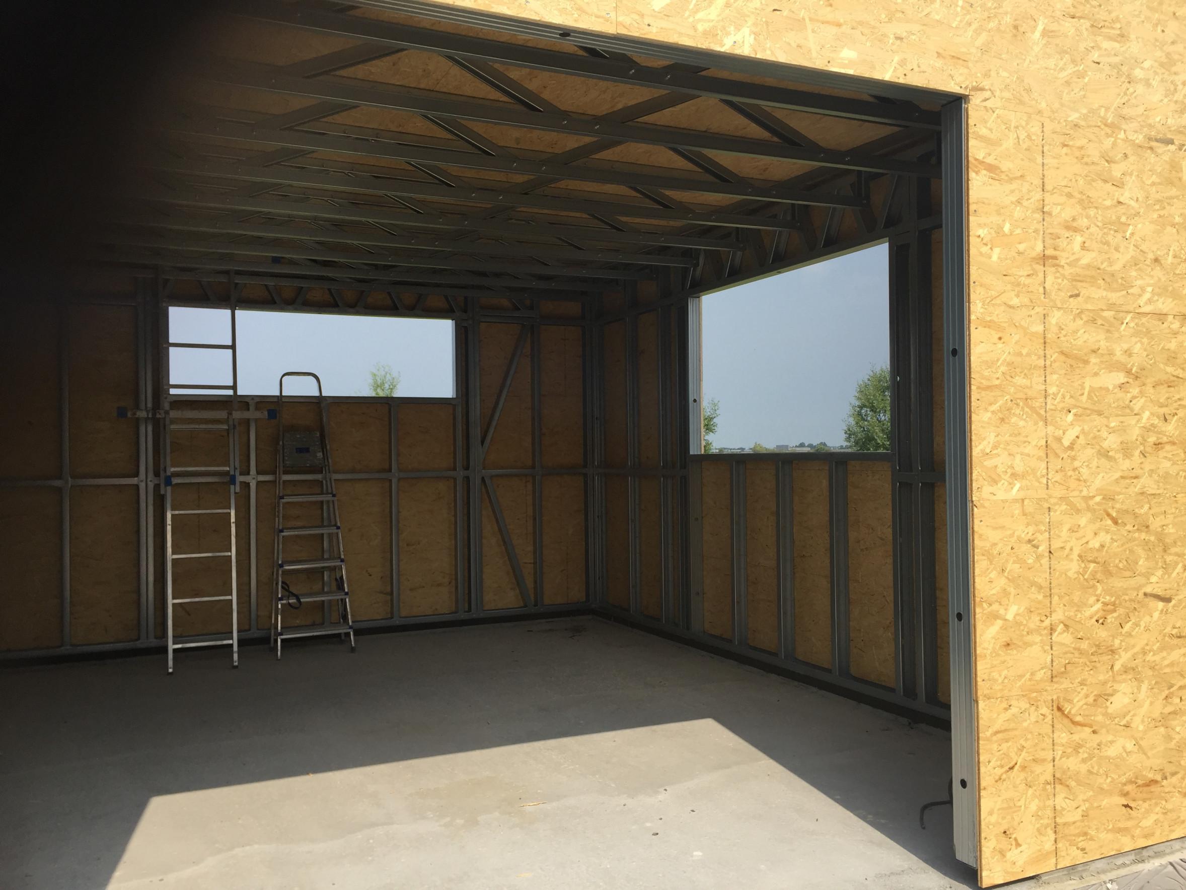 A7 Garage Quicksteel Oudenburg