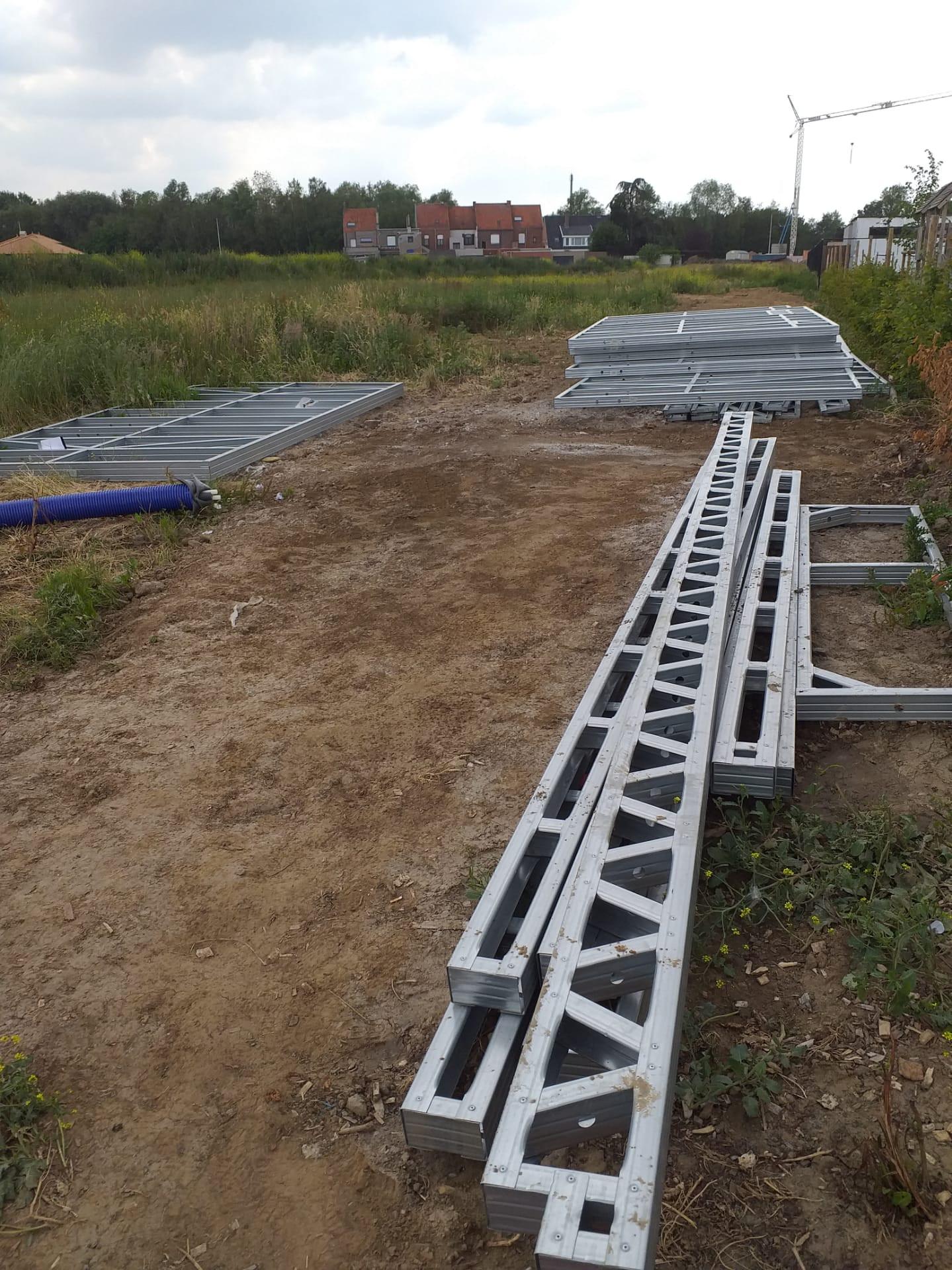 Poolhouse - Bissegem - Quicksteel - Renova 3