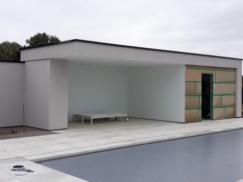 Poolhouse - Bissegem - Quicksteel - Renova 6