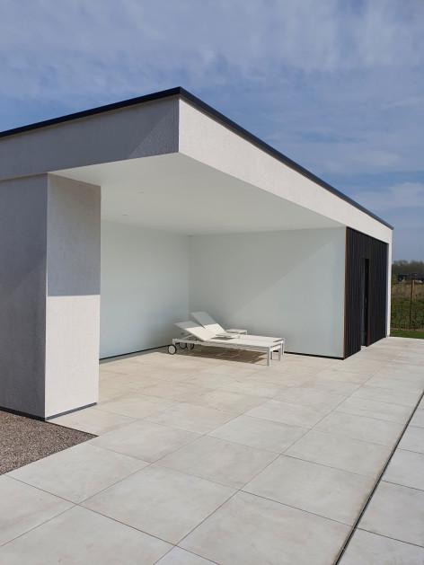 Poolhouse - Bissegem - Quicksteel - Renova 7