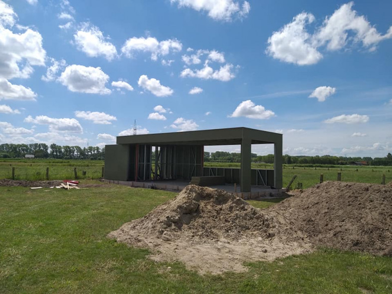 A3 Poolhouse Quicksteel Brugge