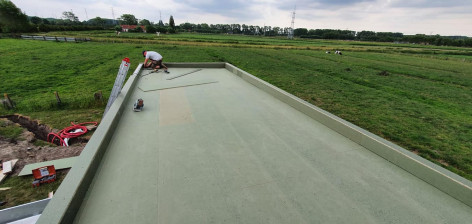 A5 Poolhouse Quicksteel Brugge