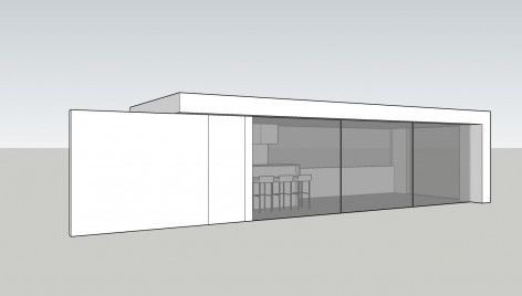 A6 Poolhouse Quicksteel Brugge