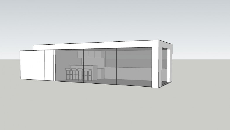 A7 Poolhouse Quicksteel Brugge