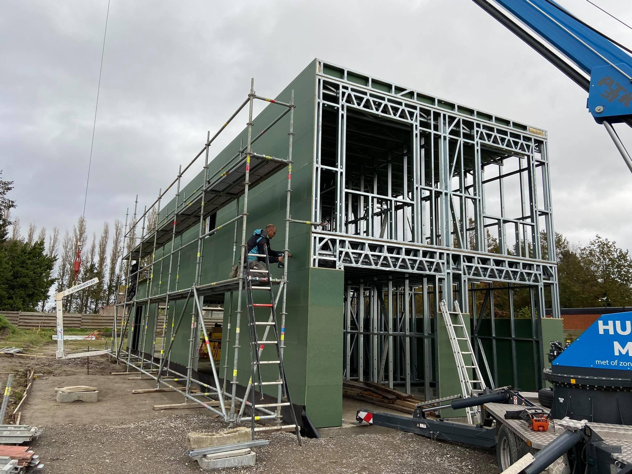 B3 Nieuwbouw Quicksteel Roksem