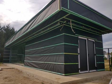 B2 Poolhouse Quicksteel DKG Noorderwijk