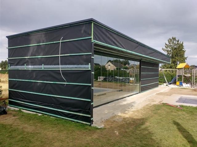 B4 Poolhouse Quicksteel DKG Noorderwijk