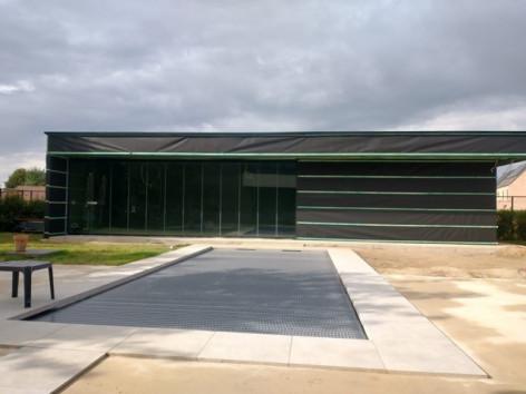 B5 Poolhouse Quicksteel DKG Noorderwijk