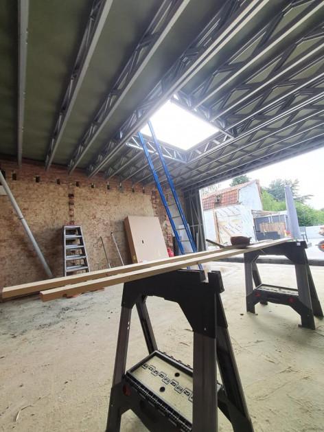 A4 Aanbouw Quicksteel Laevens