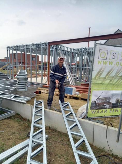 Verstraete Zonnebeke Nieuwbouw Quicksteel Hacribo 1
