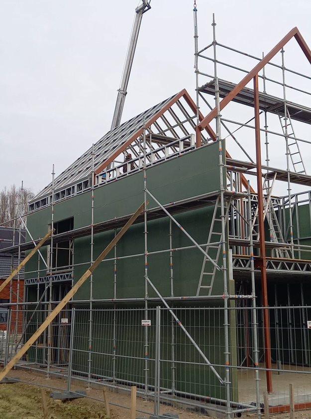 Verstraete Zonnebeke Nieuwbouw Quicksteel Hacribo 8