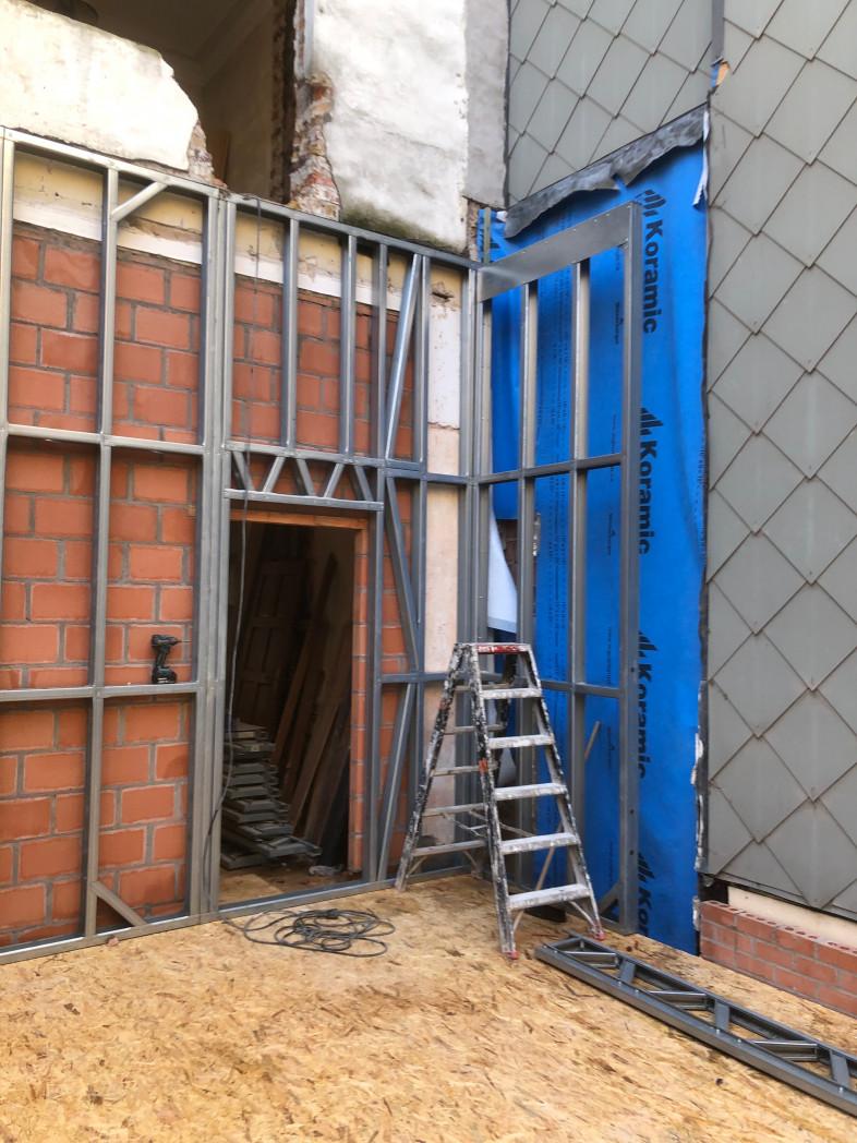 A1 Aanbouw Quicksteel Blankenberge