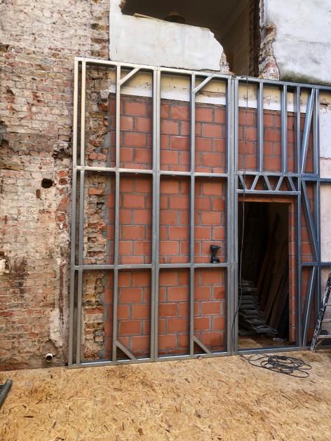 A2 Aanbouw Quicksteel Blankenberge